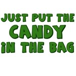 Put the Candy in the Bag