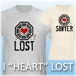 I Heart LOST Characters