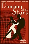 Retro Inspired Dancing with the Stars Poster