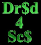 Dr$d 4 Sc$ Green Dressed for Success texting