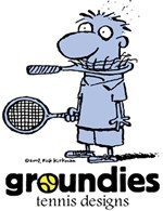 Groundies Tennis Designs