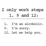 Steps 1 9 12
