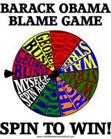 Barack Obama Blame Game