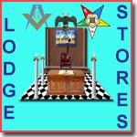 Masonic Lodge/OES Stores