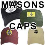 Masonic Caps