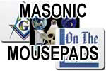 Masonic Mousepads