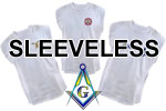 Masonic Sleeveless T's