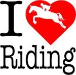 I Love Riding