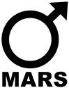 Mars T-shirt. Mars T-shirts