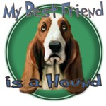 My Best Friend Basset Hound