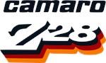 Vintage Camaro Z28