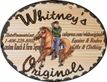 Whitneys Originals Logo