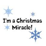 I'm A Christmas Miracle!