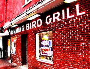 Humming Bird Grill