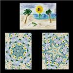 Beach Kaleidoscope