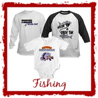 Fishing T-Shirts and Gifts