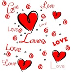 Lots Of Love and Hearts