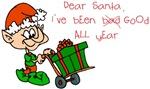 Dear Santa Elf