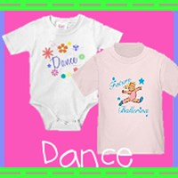 Dance T-Shirts and Gifts
