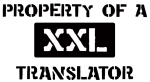 Property of: Translator