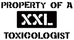 Property of: Toxicologist