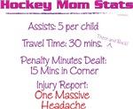 Hockey Mom Stats