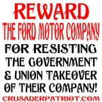 REWARD FORD!