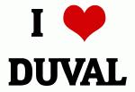 I Love DUVAL
