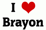 I Love Brayon