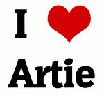 I Love Artie