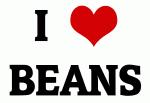 I Love BEANS