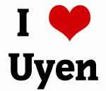 I Love Uyen