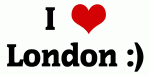 I Love London :)