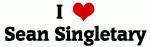 I Love Sean Singletary