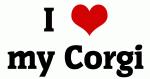 I Love my Corgi