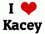 I Love Kacey