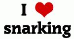 I Love snarking