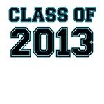 CLASS OF 2013 GRADUATE
