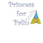 PRINCESS FOR PALIN