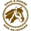 Ride An Ivoirian T-shirts