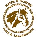 Ride A Salvadoran T-shirts