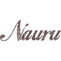 Vintage Nauru Merchandise