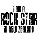 Rock Star In New Zealand T-shirt