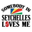 Somebody In Seychelles