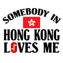 Somebody In Hong Kong T-shirt