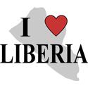 I Love Liberia Gifts