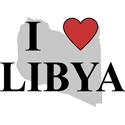 I Love Libya Gifts