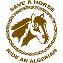 Ride An Algerian T-shirts