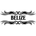 Tribal Belize T-shirt