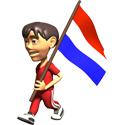 3D Netherlands Tee